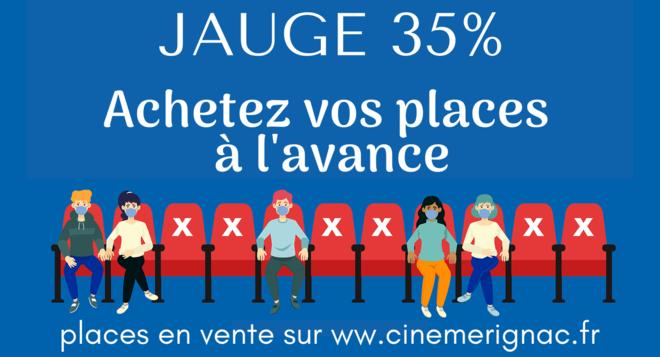 RE-OUVERTURE Mérignac-Ciné
