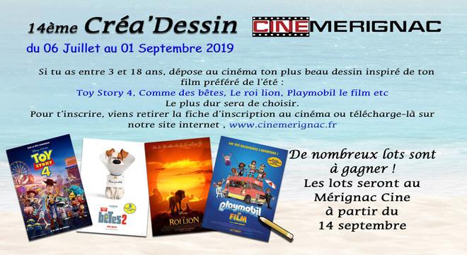 CRÉA-DESSIN 2019