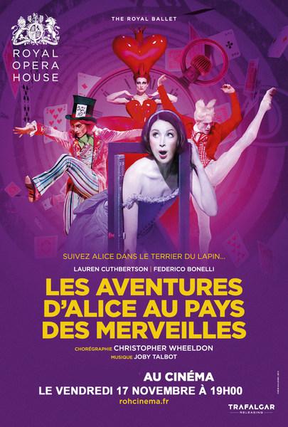 Ballet alice au pays des merveilles - Deco alice au pays des merveilles ...
