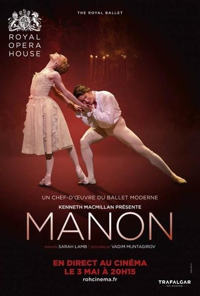 """BALLET """"MANON"""""""